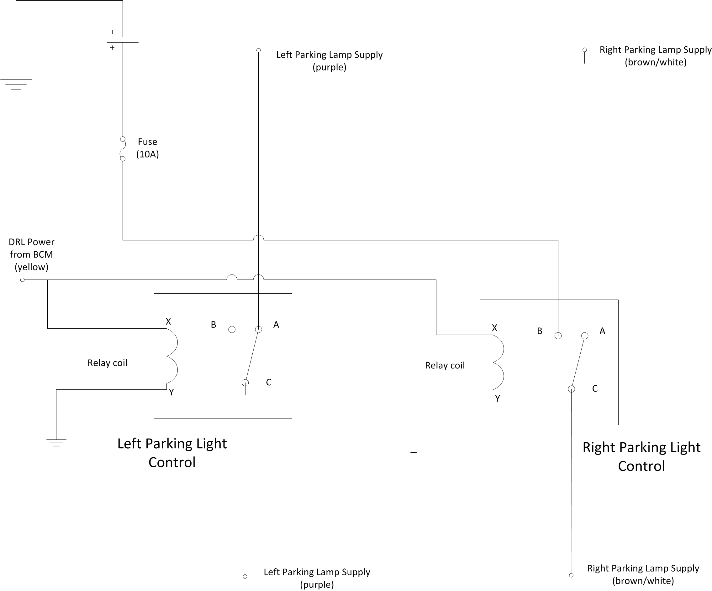 double pole double throw switch wiring diagram switch basics double pole double throw switch wiring diagram switch basics th diy parking lamps as